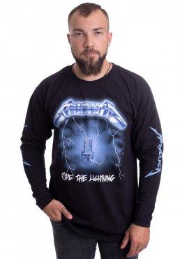 T shirts Metallica Doris X Large Black T shirt Heren
