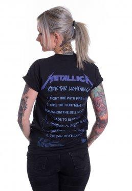 d4b7e8653 Metallica - Official Merchandise Shop - Impericon.com US