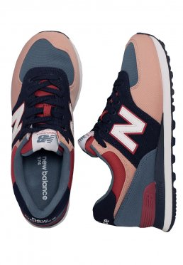 478f17e7fc Add to favorites · New Balance - WL574INA Light Petrol - Girl Shoes