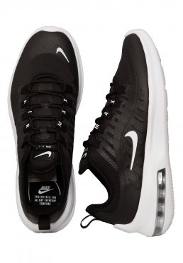 meet df3f7 3b75f ... Nike - Air Max Axis Black White - Shoes