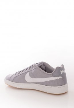 a66bbf529061 Add to favorites · Nike - Court Royale Canvas Wolf Grey White Gum Light  Brown - Shoes