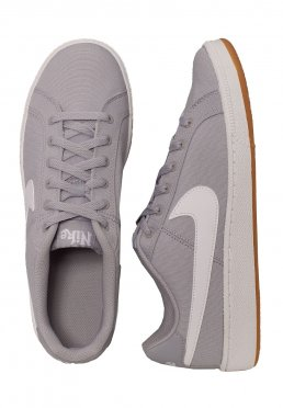 watch f8cc5 42c87 Add to favorites · Nike - Court Royale Canvas Wolf Grey White Gum Light  Brown - Shoes