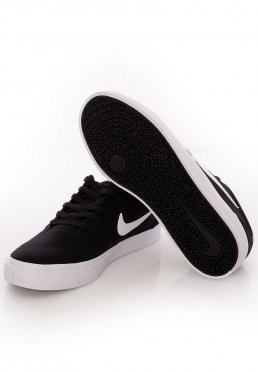 new arrival e22ad d2730 Add to favorites · Nike - SB Charge Solar Black White - Shoes