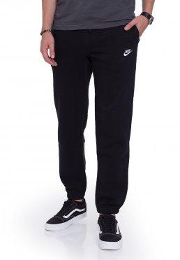 eabd2d0f77ae67 Nike - Sportswear Black White - Jogginghose
