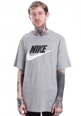 90c70b517 Add to favorites · Nike - Sportswear Dark Grey Heather/Black/White - T-Shirt