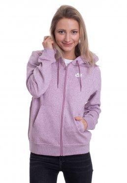 f1a822947c51 Add to favorites · Nike - Sportswear Plum Dust Heather Plum Dust White -  Zipper