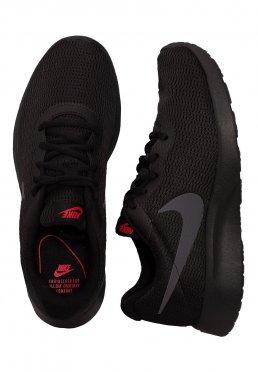 68d55fe8021 Nike - Tanjun Black Dark Grey Red Orbit White - Shoes
