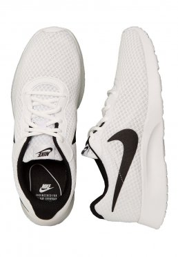 ec16bfff663 Add to favorites · Nike - Tanjun White Black - Shoes
