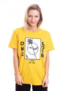 5dfee05b Add to favorites · One Love Apparel - Rose Wire Gold - T-Shirt