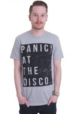 Panic At The Disco Offizieller Merchandise Shop Impericon Com De