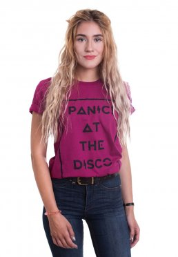 102929b1 Panic! At The Disco - Official Merchandise Shop - Impericon.com UK