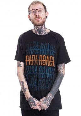 a5ed7da09 Add to favorites · Papa Roach - WDYT Warped Repeater - T-Shirt