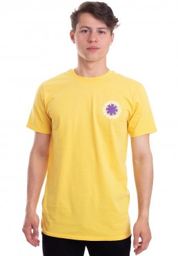 4935fb524570 Add to favorites · Red Hot Chili Peppers - Los Chili Yellow - T-Shirt