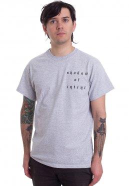 50ab75c5 Zu Favoriten hinzfügen · Shadow Of Intent - Snake Dagger Sportsgrey - T- Shirt