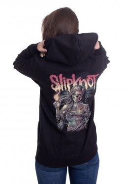 Slipknot - Oficial de Merchandise - Impericon com PT