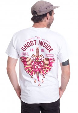 The Ghost Inside - Official Merchandise - Impericon com UK
