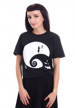 5e25bed9fdc Add to favorites · The Nightmare Before Christmas - Moon Oogie Boogie -  T-Shirt