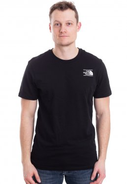 4542fa8545 ... The North Face - Mountain Expert TNF Black - T-Shirt