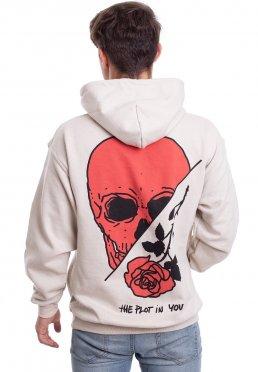*Sale* Official Bullet For My Valentine Crown Of Roses Hoodie Jumper Hood Merch