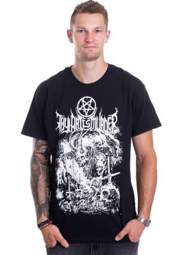 8414a75c48e63e Add to favorites · Thy Art Is Murder - Zombie Cross - T-Shirt