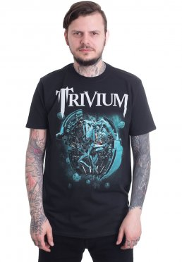 Trivium Merch ¦ Impericon - The <3 From Your Hate