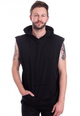 8fdf921800ed88 Aggiungi alla Wishlist · Urban Classics - Open Edge Sleeveless Black -  Hoodie