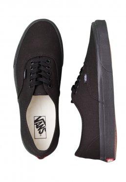 d10f76bb38 Add to favorites · Vans - Authentic Black Black - Shoes