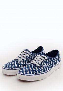 Vans Authentic Shoes (Tie Dye) MultiTrue White