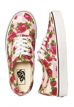 6d697f5544 Add to favorites · Vans - Authentic Romantic Floral Multi True White - Girl  Shoes