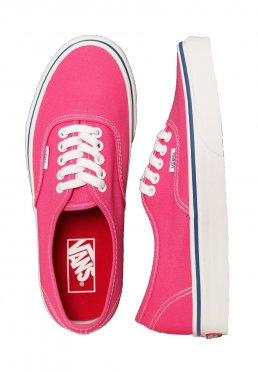 01ca050f48 Add to favorites · Vans - Authentic Canvas Carmine Rose True White - Girl  Shoes