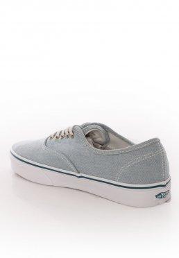 8a23ecbbf73 Adicionar aos Favoritos · Vans - Authentic P.E.T. Mallard Ocean Denim -  Shoes