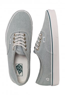 e0eeabba91f Adicionar aos Favoritos · Vans - Authentic P.E.T. Mallard Ocean Denim -  Girl Shoes