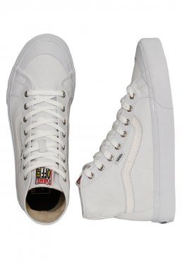 24794e63049 ... Vans - Black Ball Hi SF White White - Shoes