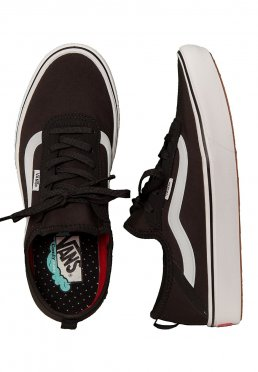 a86efbbc9c Add to favorites · Vans - ComfyCush Zushi SF Black True White - Shoes