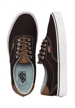 e0af99732ab9a7 Dodaj listy życzeń · Vans - Era 59 C L Black Acid Denim - Girl Shoes