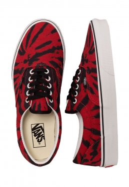 00ff88a32a2a Add to favorites · Vans - Era Tie Dye Tango Red True White - Shoes
