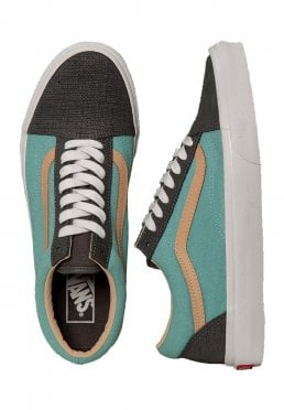 67dee5d1f7 Add to favorites · Vans - Old Skool Textured Suede Pewter - Shoes
