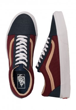 0423c56a6c Add to favorites · Vans - Old Skool Textured Suede Sailor Blue - Shoes