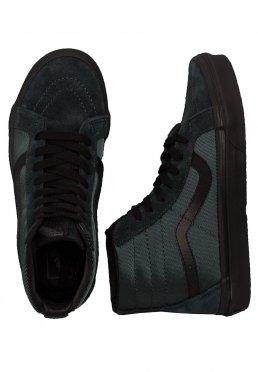 Vans - Sk8-Hi Reissue Metallic Twill - Girl Shoes