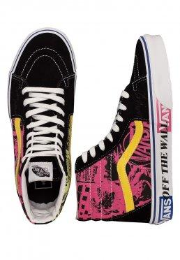 c80814650aaddb Add to favorites · Vans - Sk8-Hi Lady Vans Azalea Pink/True White - Girl  Shoes
