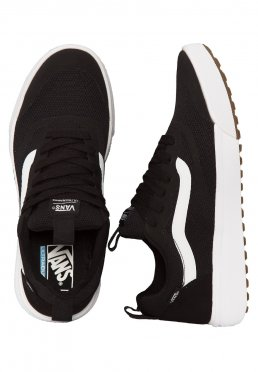 c6f920fc537708 Dodaj listy życzeń · Vans - Ultra Range Rapidweld Black White - Girl Shoes