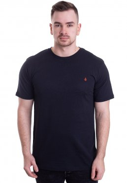 860eb3922 Zu Favoriten hinzfügen · Volcom - Stone Blank BSC Black - T-Shirt