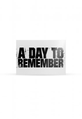 A Day To Remember - Logo - Pegatina/Sticker