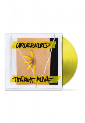Tonight Alive - Underworld Transparent Gold - Colored LP