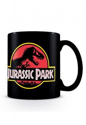 Jurassic Park - Classic Logo - Tasse