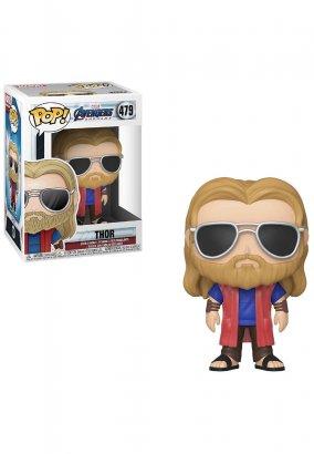 The Avengers - Casual Thor POP! Marvel - Figur