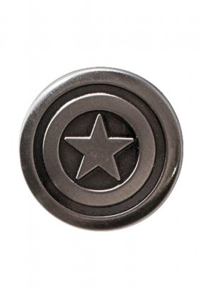 Captain America - Shield Enamel - Pin