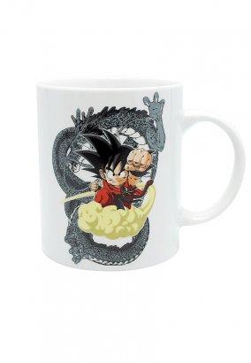 Dragon Ball - Goku & Shenron - Tasse