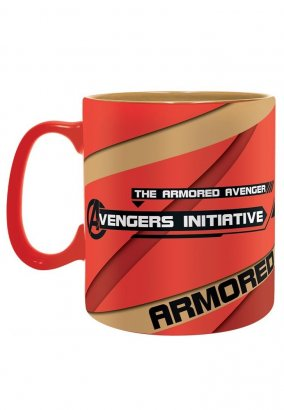 Iron Man - Armored - Tasse
