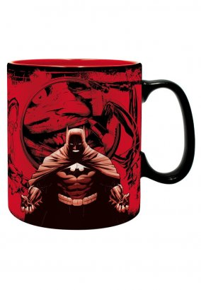 Batman - Batman Insane Red - Tasse